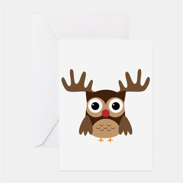 owl christmas greeting cards card ideas sayings