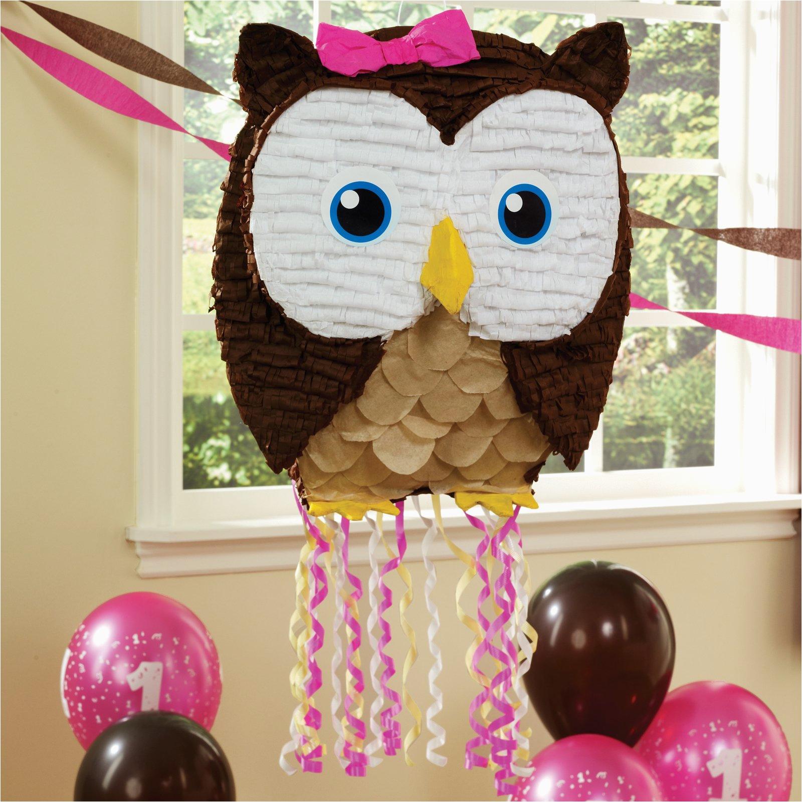 cute find owl pinata