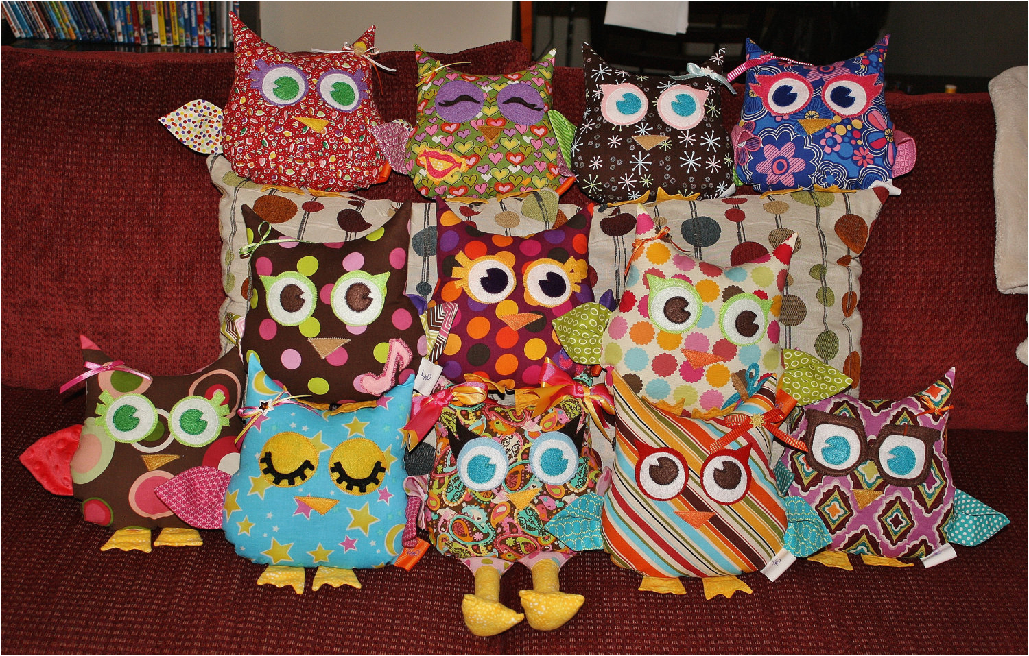 owl themed birthday party decorations