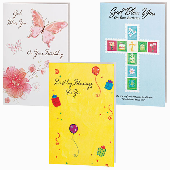 assorted birthday cards 24 pack view 3