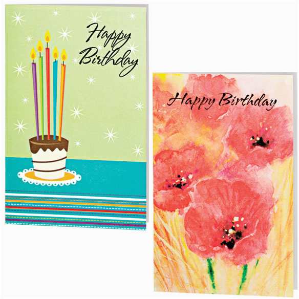 assorted birthday cards 24 pack view 4