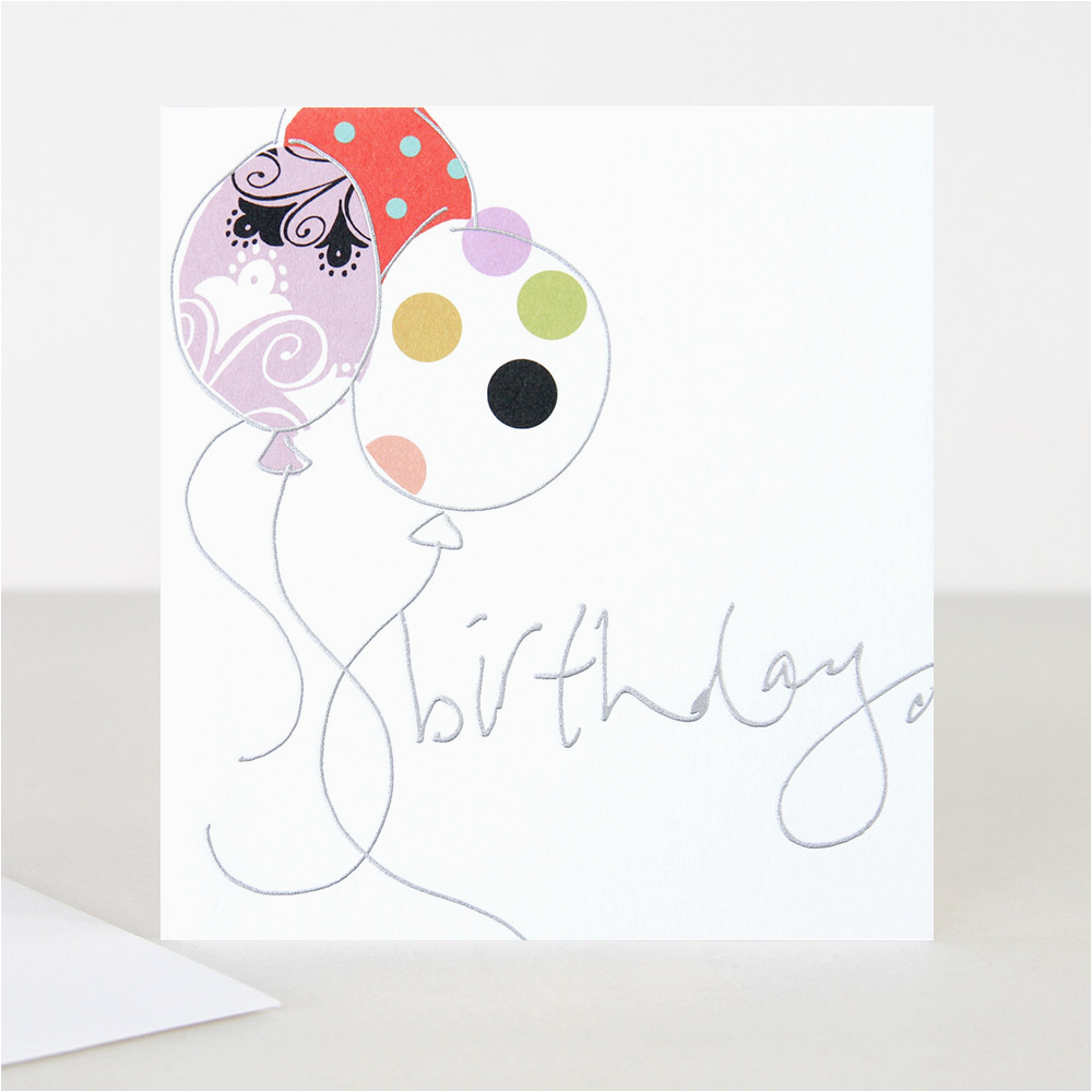 cheerful birthday mixed cards pack of 6