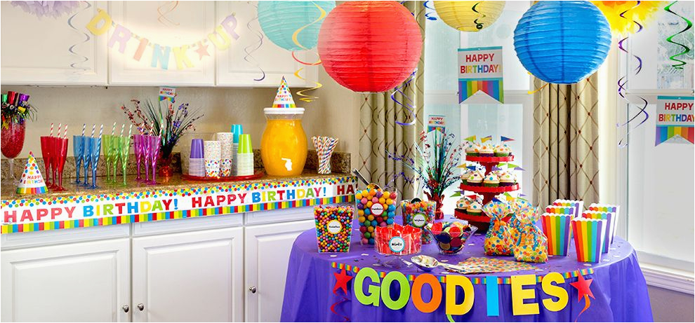 Party City Birthday Decoration Supplies For Kids Adults Canada