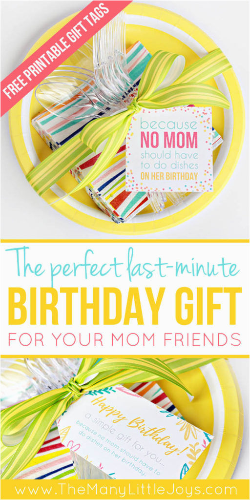 Perfect Gift For Mom On Her Birthday A Meal With No Dishes Last Minute