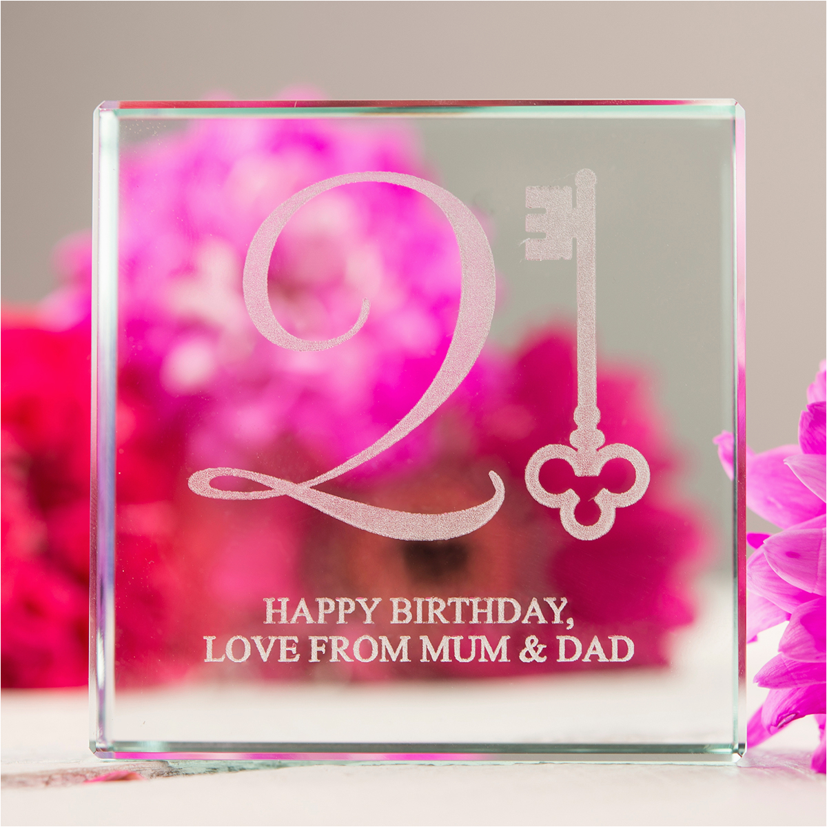 personalised 21st birthday gifts for her 3 happy