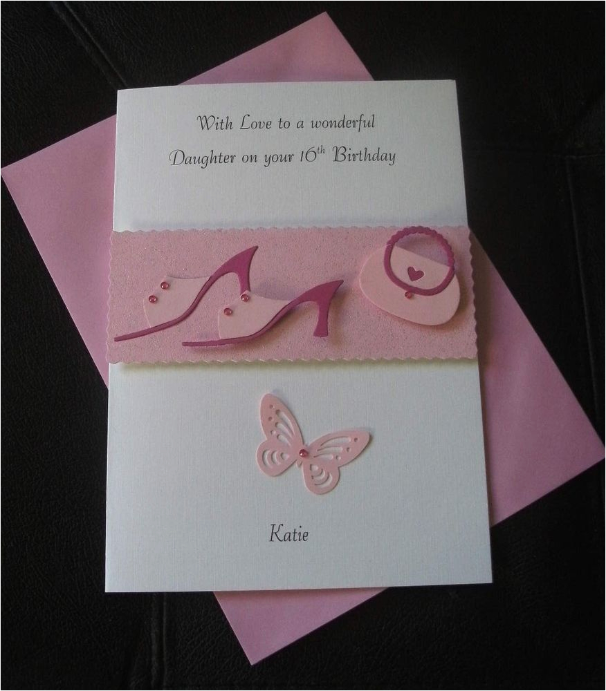 personalised 16th 18th 21st 30th 40th 50th birthday card