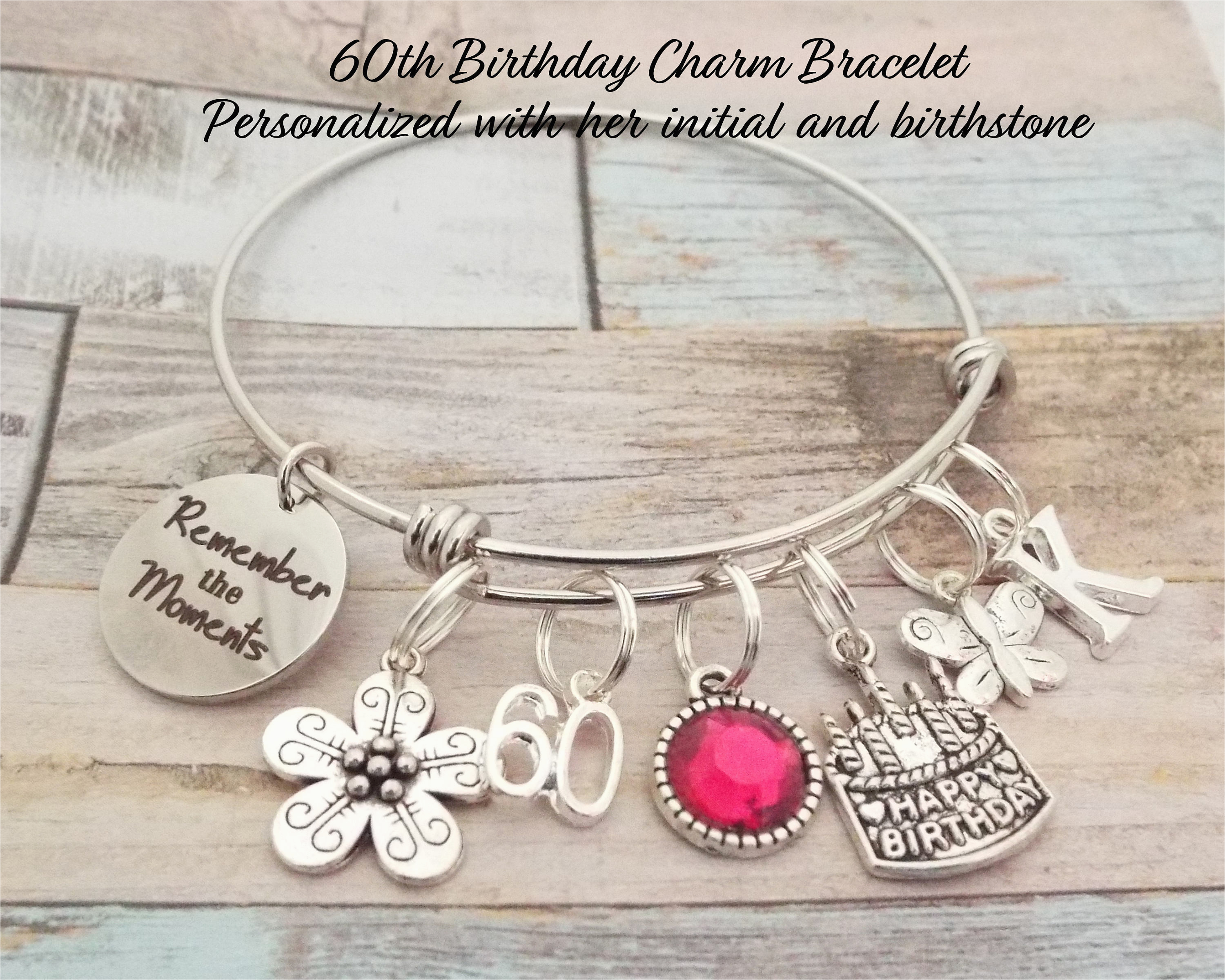 Personalised Gifts For Her 60th Birthday Gift Happy