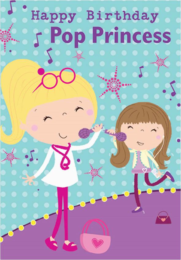 personalised kids birthday cards