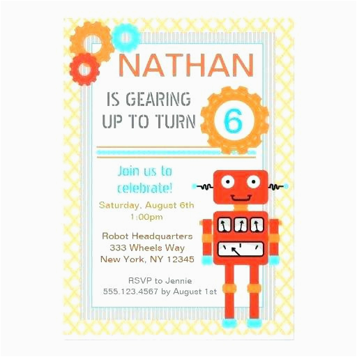 Personalized Birthday Invitations Walmart