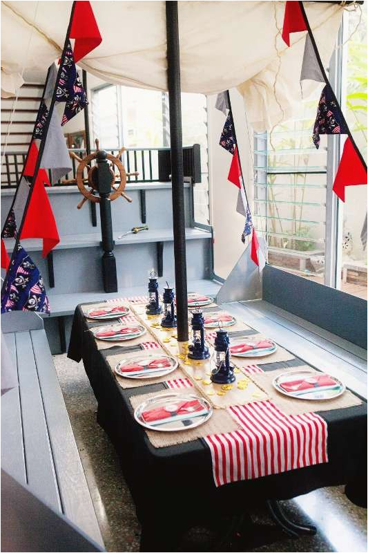 Pirate Birthday Decoration Ideas Kids 39 Birthday Party Table Ideas the Bright Ideas Blog