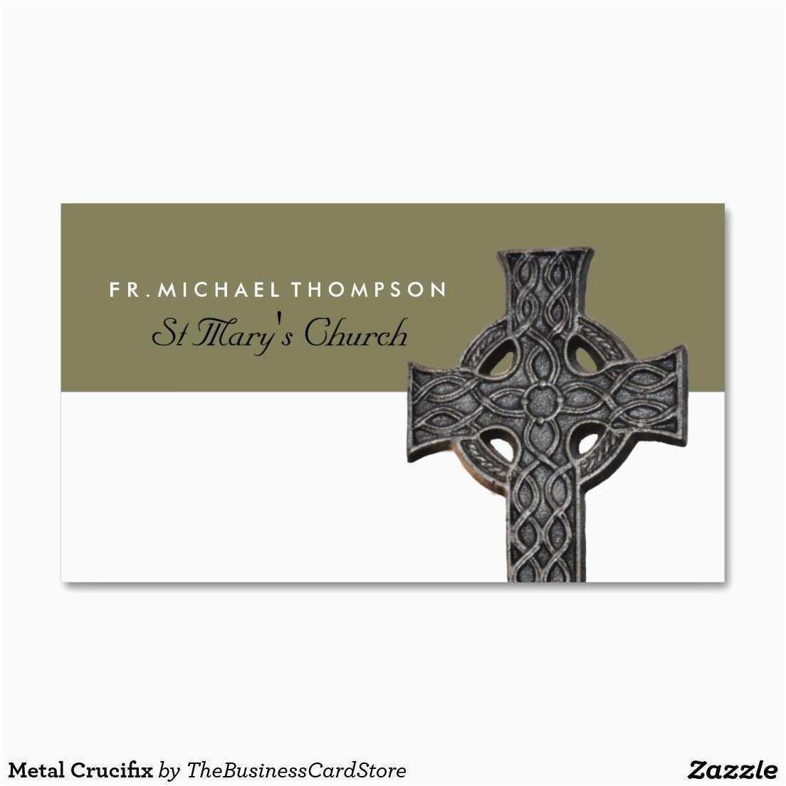 business cards near me elegant metal crucifix standard business card