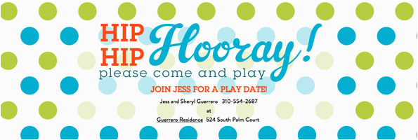 Playdate Birthday Party Invitations Play Date Guide Evite
