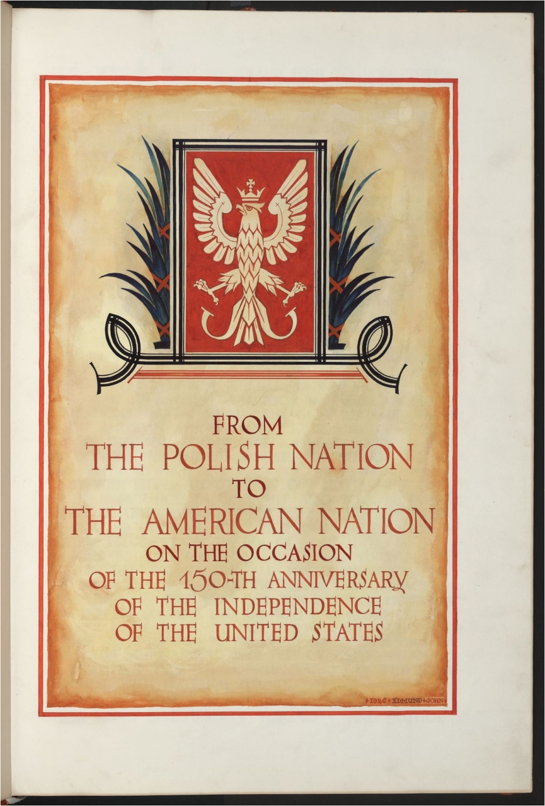 when 5 5 million polish citizens signed a birthday card