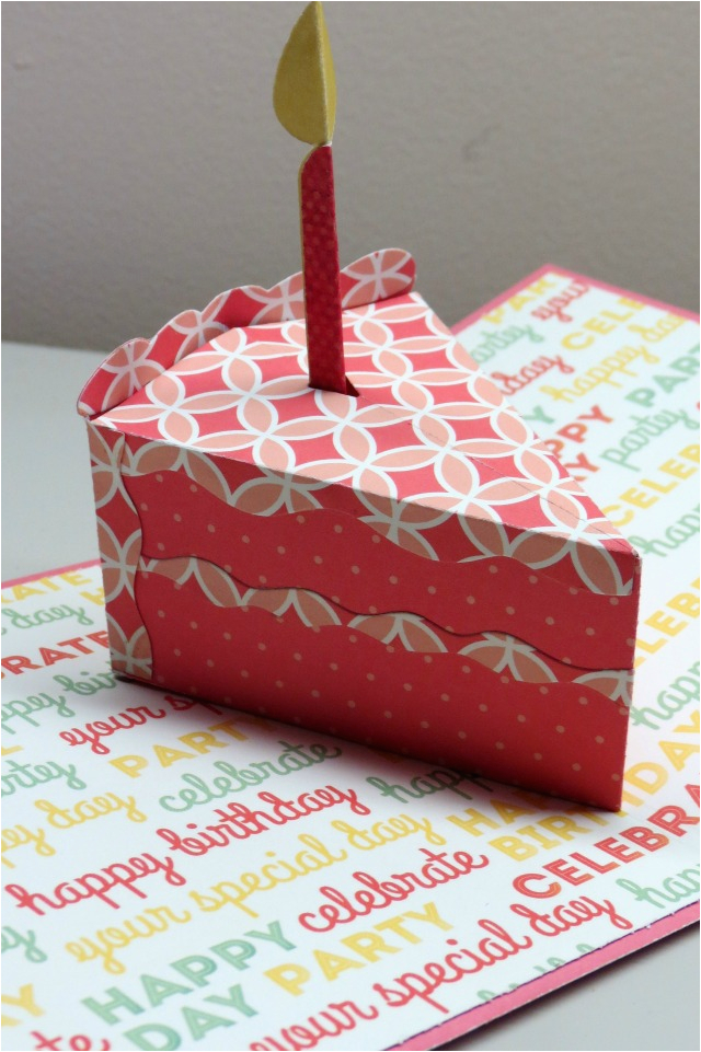 Pop Up Birthday Card Template Pop Up Birthday Card We R Memory Keepers Blog