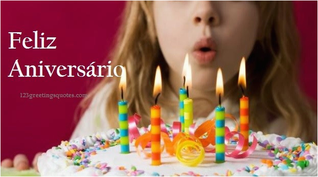 Portuguese Birthday Cards Happy Wishes Greetings Feliz