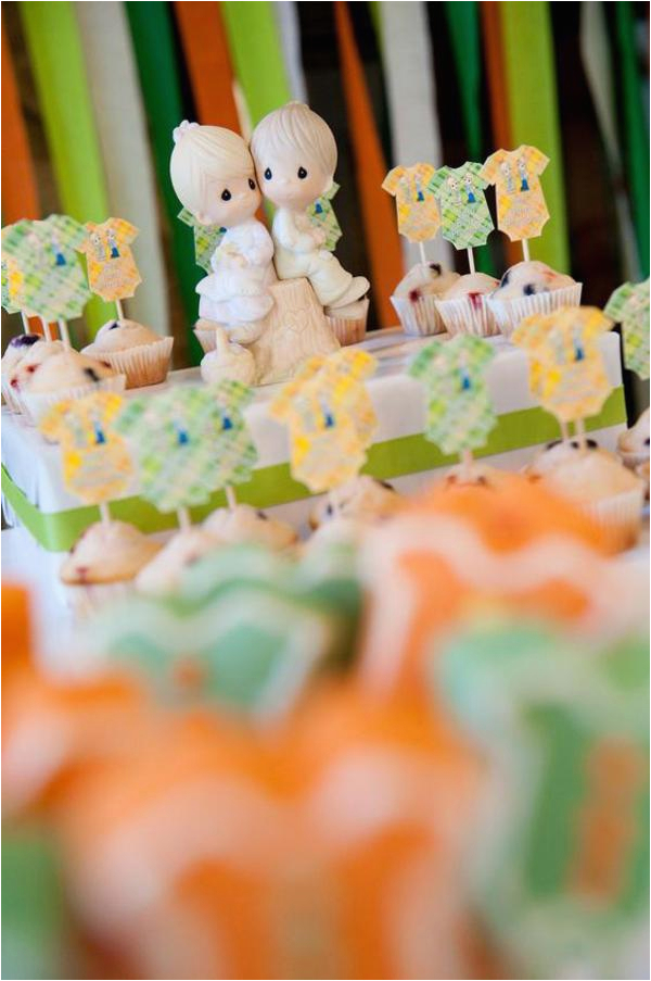 precious moments inspired baby shower