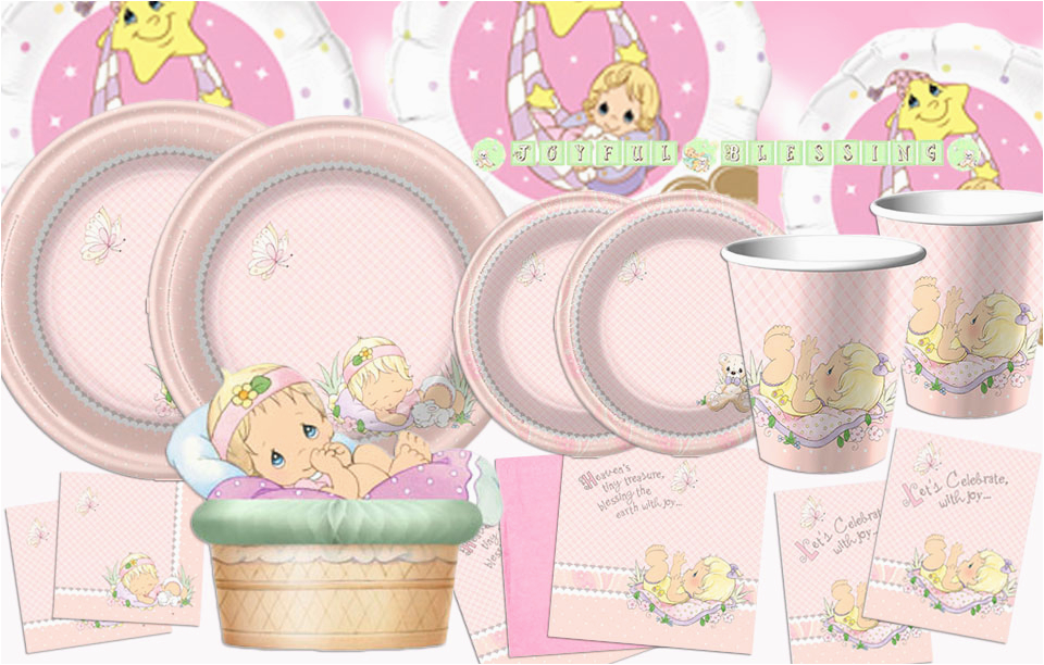 Precious Moments Birthday Decorations Precious Moments Girl Party Supplies Ideas Accessories