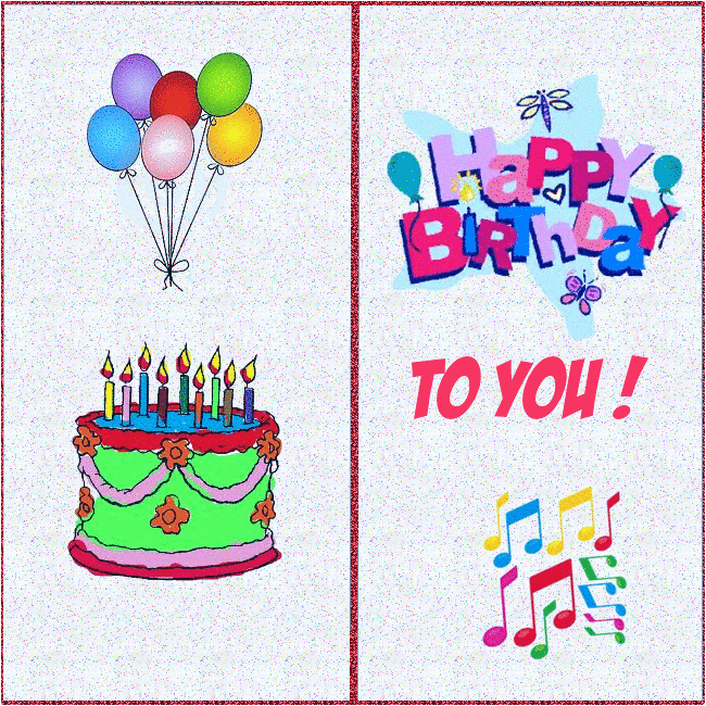 free printable happy birthday cards images pictures
