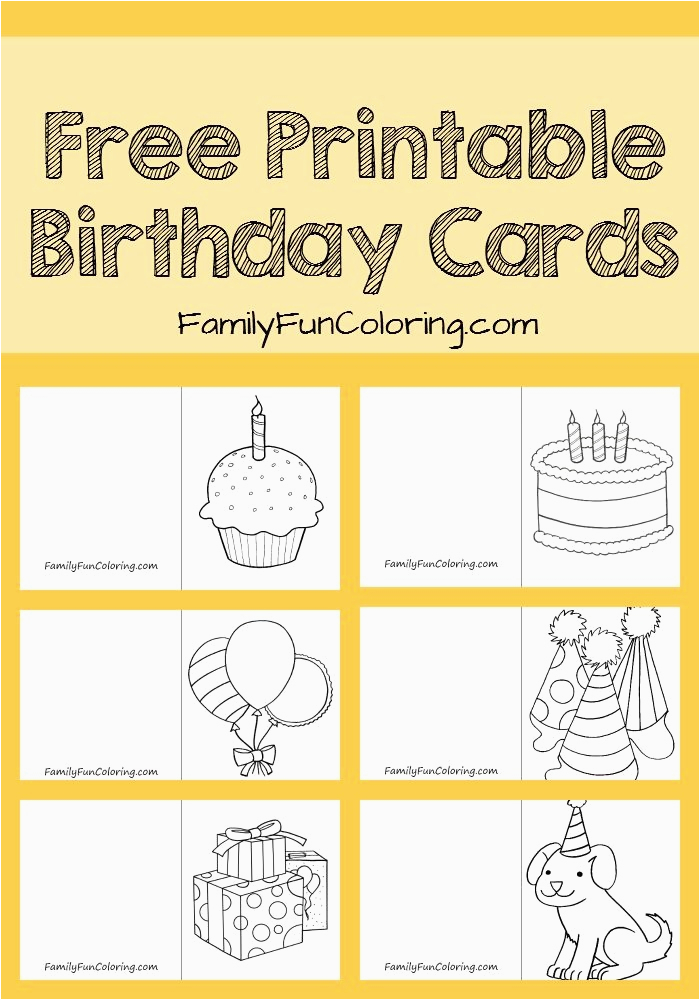 Print Off Birthday Cards Free Printable For Boss Best Happy