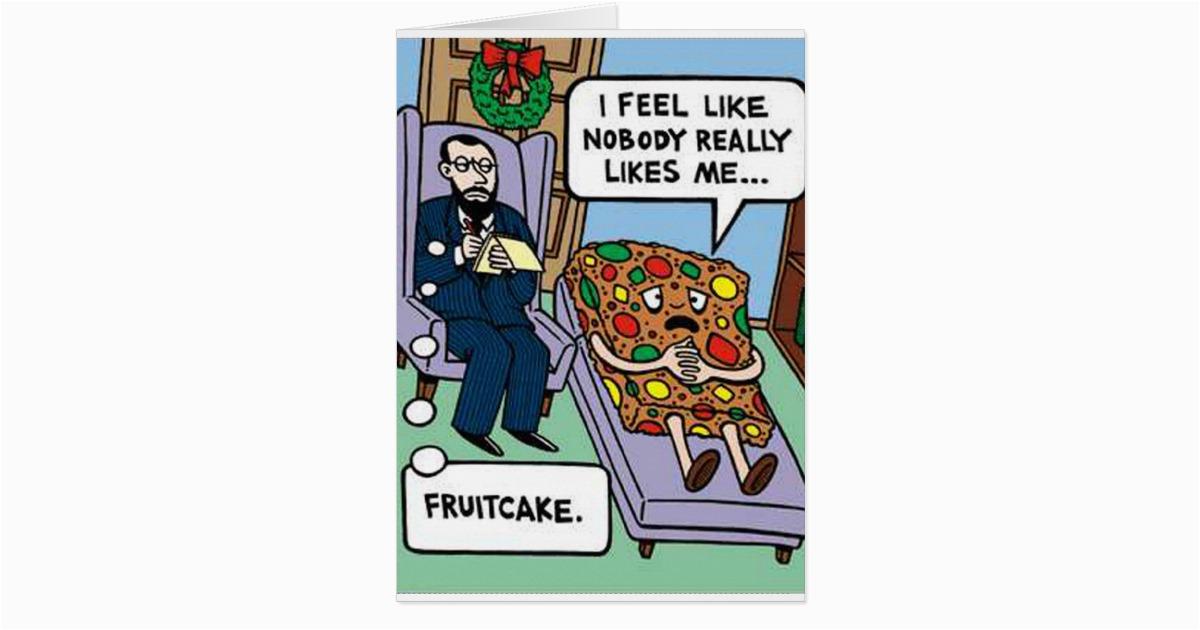 fuitcake psychology greeting card zazzle