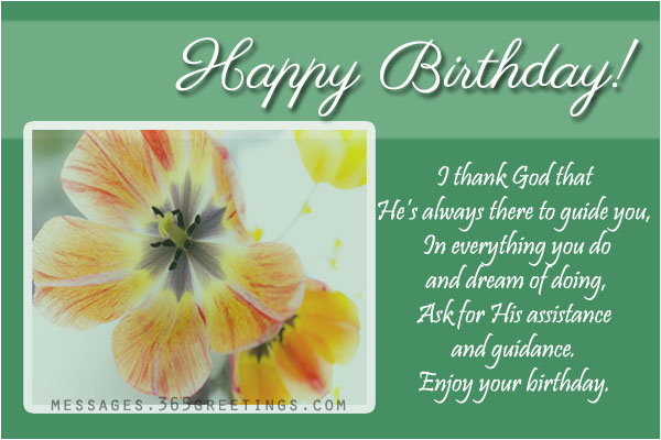 Religious Birthday Cards For A Friend Christian Wishes Holiday Messages Greetings And