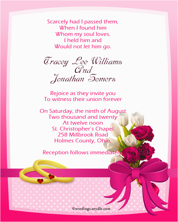 religious birthday invitation wording samples