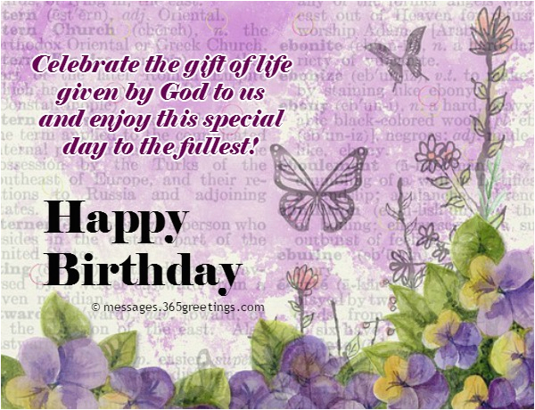 Religious Birthday Verses For Cards Christian Wishes
