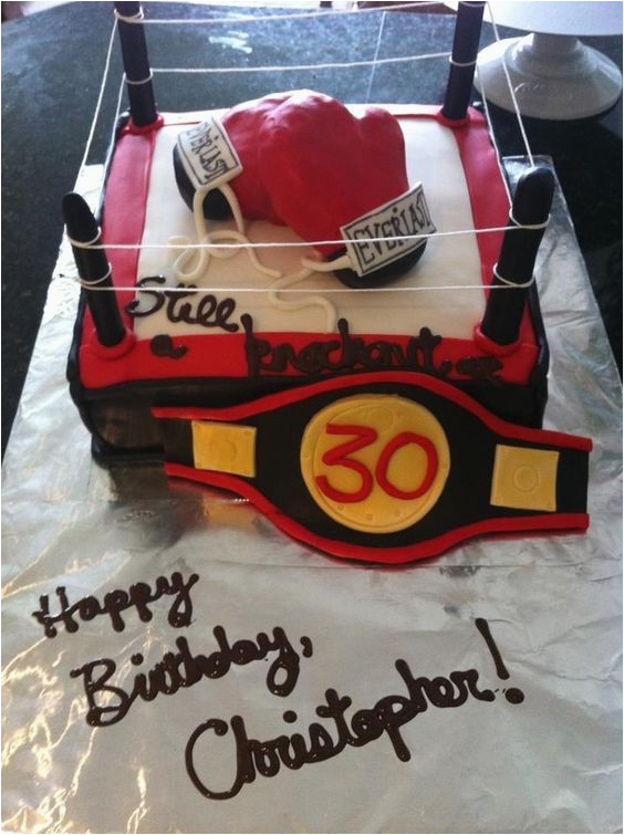 boxing quicenera pinterest cakes and boxing