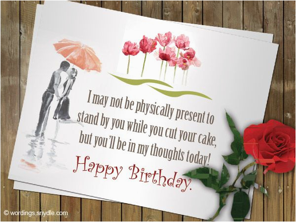 Romantic Birthday Card Messages For Him Best 25 Ideas On Pinterest