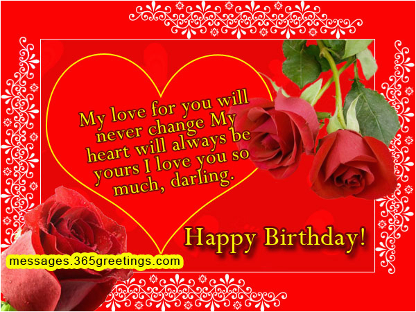 Romantic Birthday Cards For Girlfriend Wishes 365greetings Com