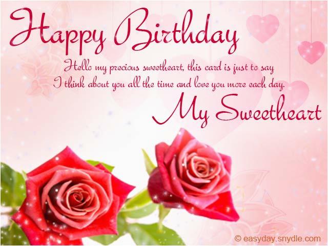 romantic birthday wishes easyday