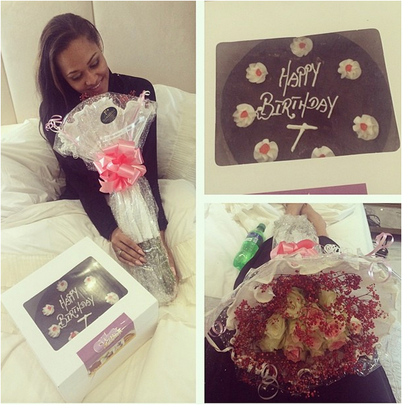 wizkid sends romantic gifts to his boo tania omotayo as