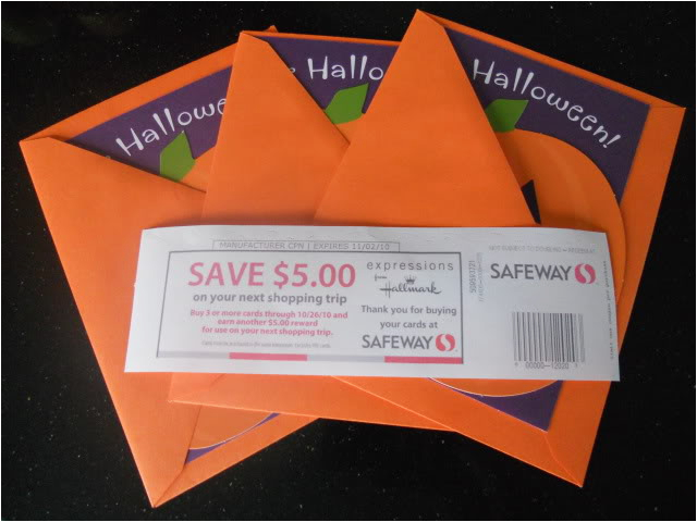 safeway free hallmark greeting cards after catalina