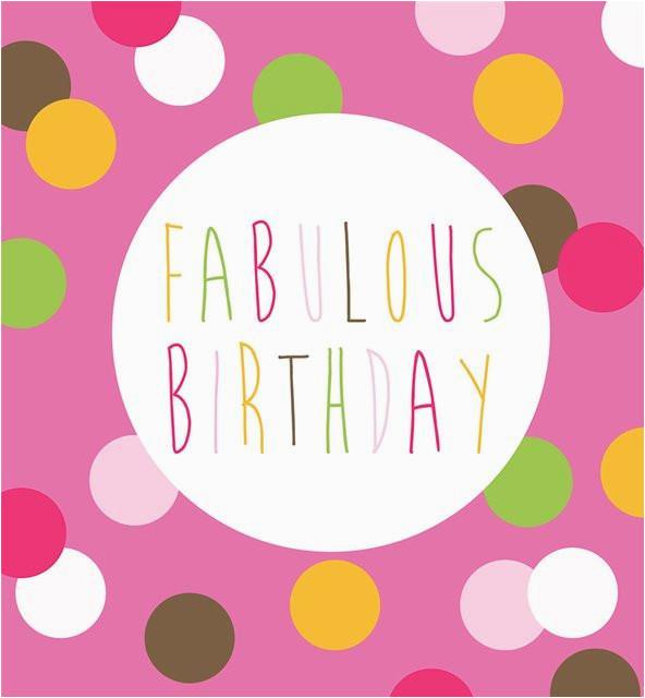 happy birthday greeting card female