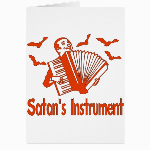 satans instrument greeting cards 137331739964158107