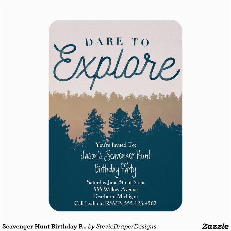 teens 13 17 birthday invitations