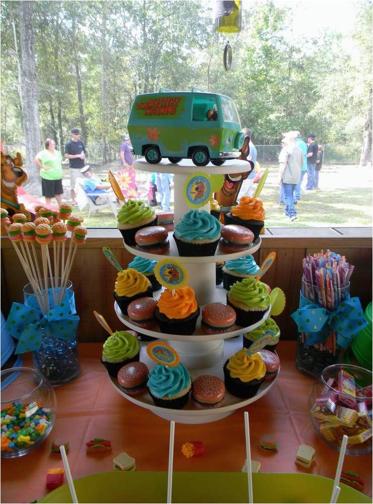 Scooby Doo Birthday Decorations Party