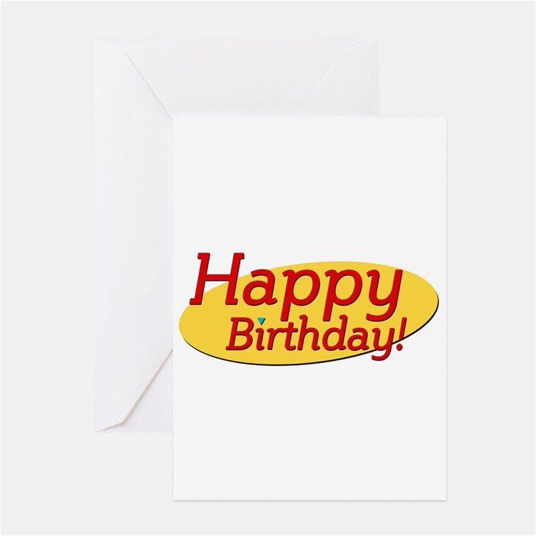 jerry seinfeld greeting cards
