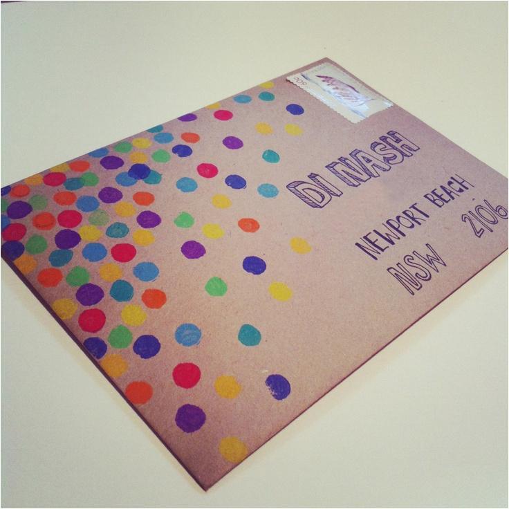 25 best ideas about envelope art on pinterest mail art