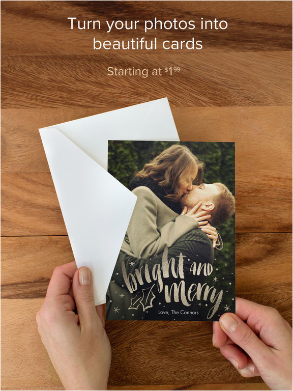 Send A Birthday Card In The Mail Ink Cards Photo Greeting