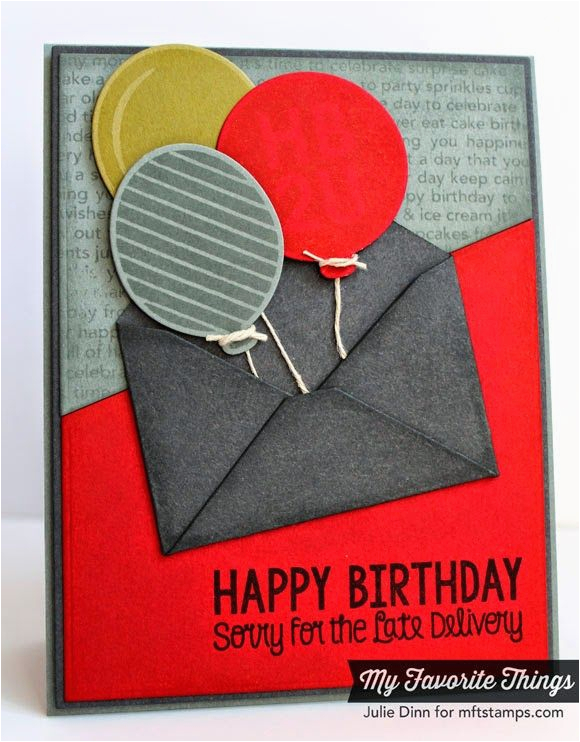 Send A Birthday Card In The Mail Julie Dinn Kreative Jewels Sending Happy Wishes