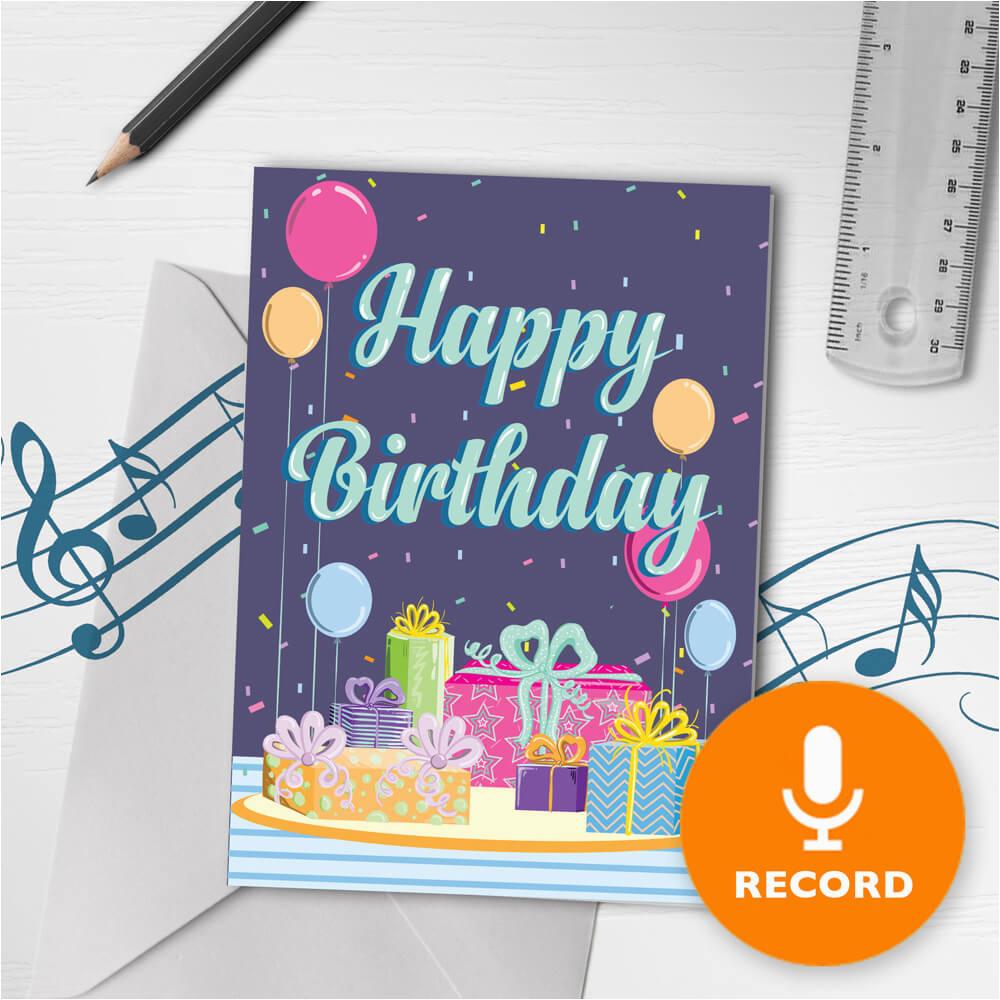 Send A Singing Birthday Card Happy Birthday Musical ...