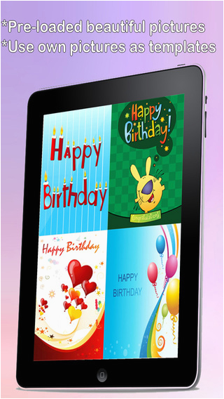 Send Birthday Card By Text Message The Ultimate Happy Cards Lite Version Custom