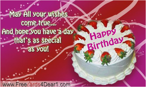 Send Birthday Card On Facebook Free Happy Greetings Ecards This E To
