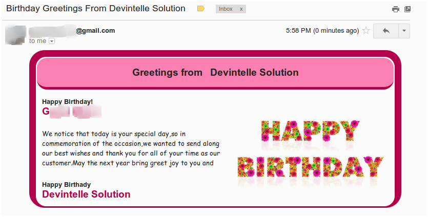 devintelle solution odoo experts how to send