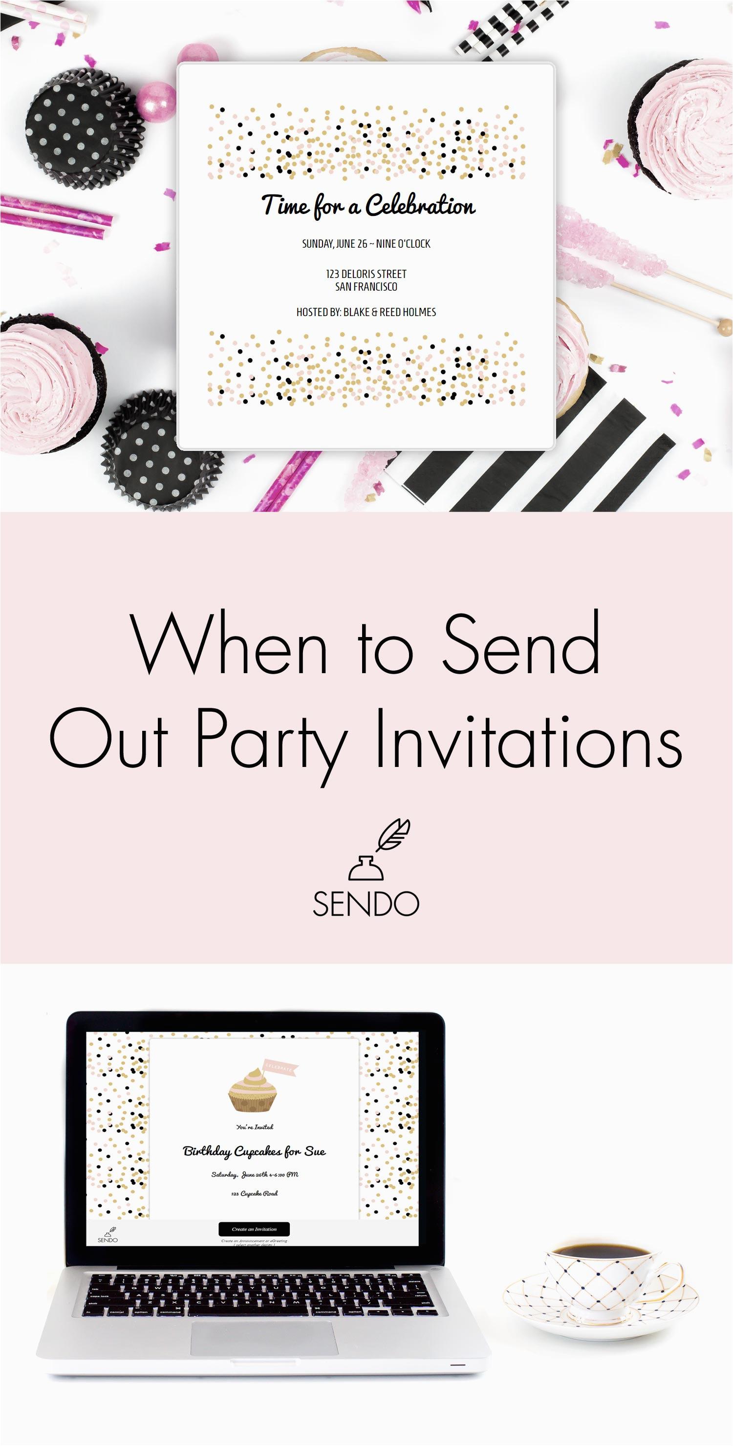 send party invitations