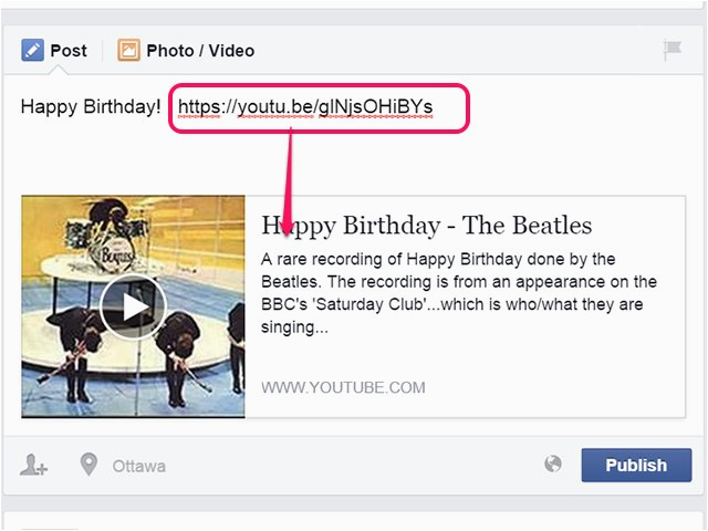 Send Free Birthday Cards On Facebook How To A Greeting Techwalla Com