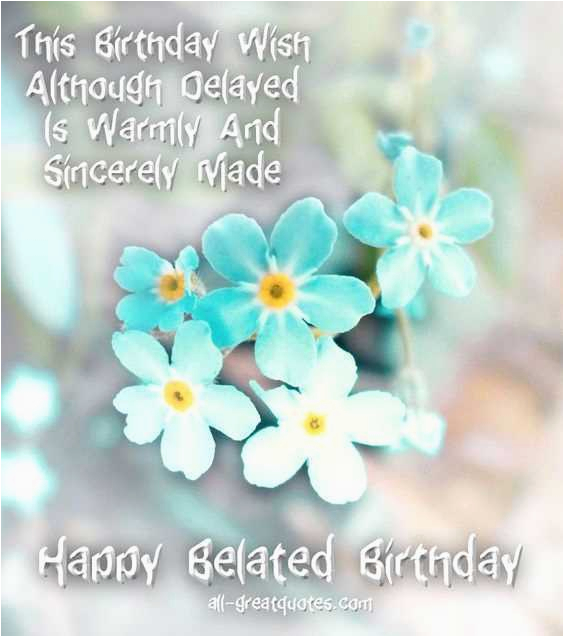 Send Happy Birthday Cards Online Free Belated Wishes Images Beautiful