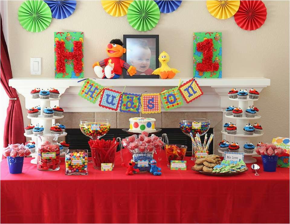 hudsons 1st birthday 3