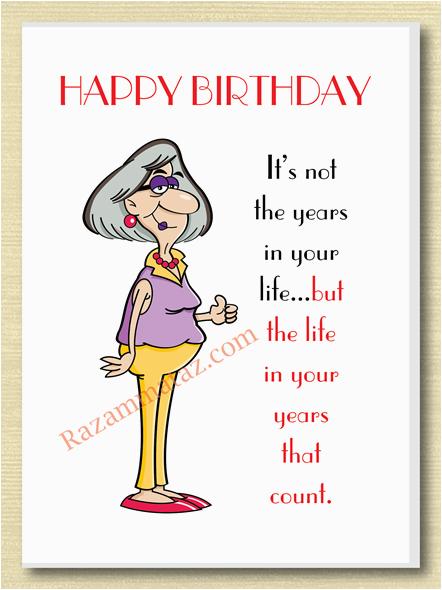 female birthday card b